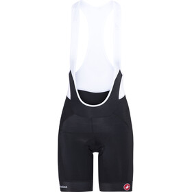 Castelli Velocissima Bib Shorts Dames, black